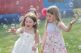 Bubble Machine Hire Kerry